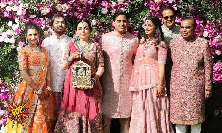 Ambani-family-at-Akash-Ambani-wedding